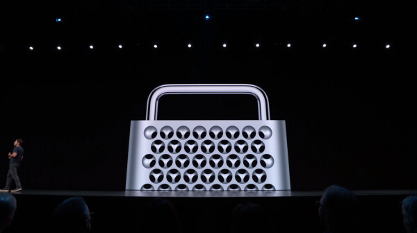 Mac Pro housing