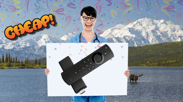 amazon fire 4k tv stick HEADER CHEAP