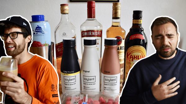 header image soylent cocktail