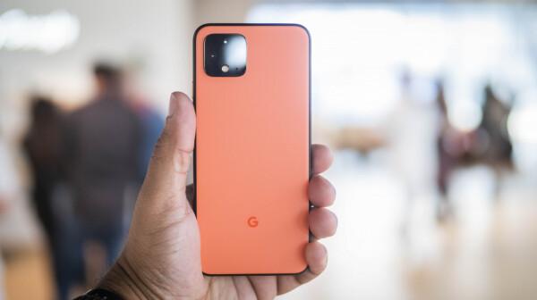 Google Pixel 4 (1 of 7)