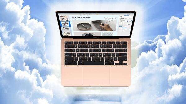 Apple's new MacBook Air header image