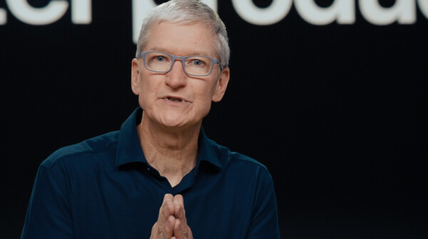 Tim Cook closeup
