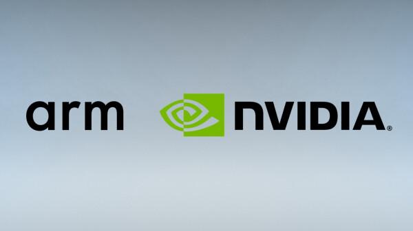 ARM x Nvidia hed