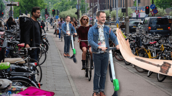 cycling, escooter, vbb, regulators, conference, tnw2020, verena low, article, future, mobiltiy, tech, startups, regulators, watchdogs