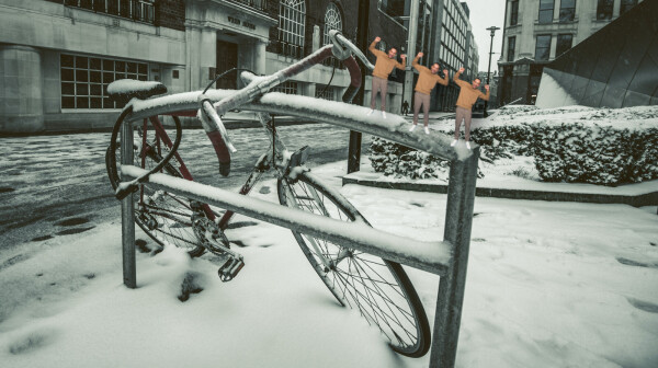 norway, bike, tyres, cars, subsidy, winter, cycling, oslo