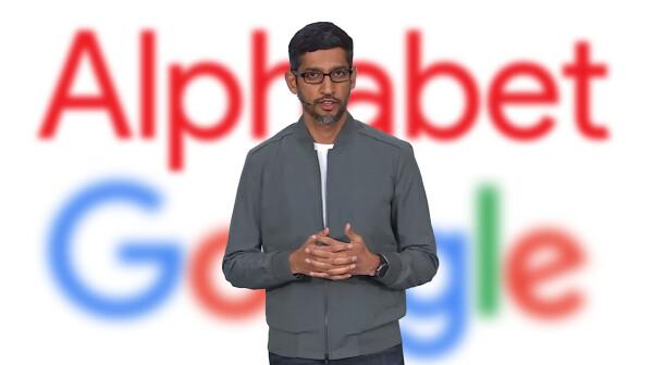 Sundar Pichai Alphabet Google