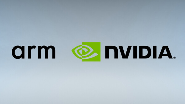 ARM x Nvidia hed
