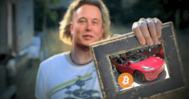Tesla to accept Bitcoin again… when it uses more green energy