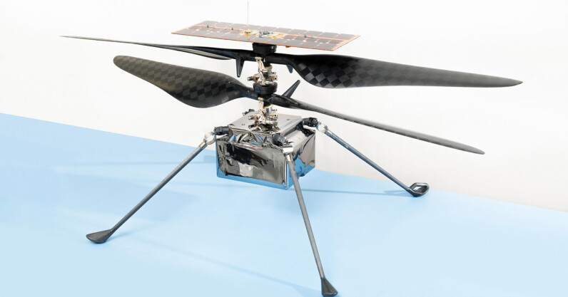 Why the Ingenuity helicopter's flight on Mars is such a big deal