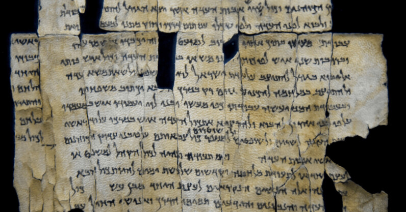AI forensics reveals a Grassy Knoll-style 'second author' mystery surrounding the Dead Sea Scrolls - the next web