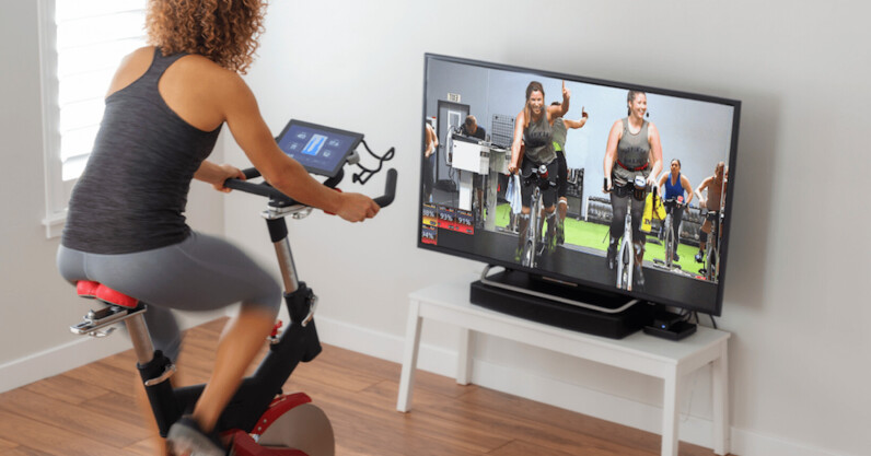 Stream spin classes, HIIT training, and more with this fitness service on sale today - the next web