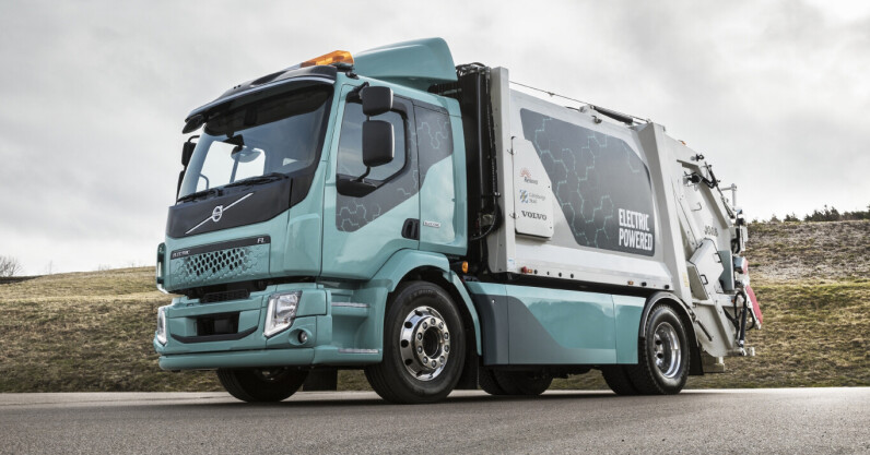 Why Australia's trucks might go electric sooner than cars