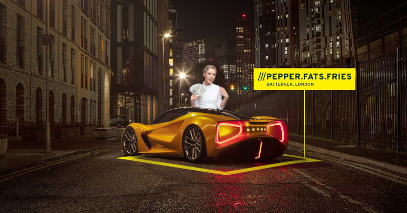 Lotus' $2.8M supercar is getting super accurate navigation to help rich people find their way