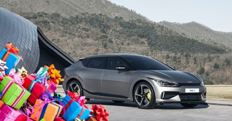Kia bets on bribing you with free stuff to secure its piece of the EV market pie
