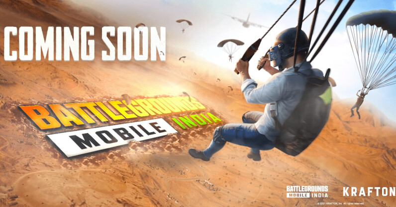 PUBG owner teases a new Battle Royale mobile game for India