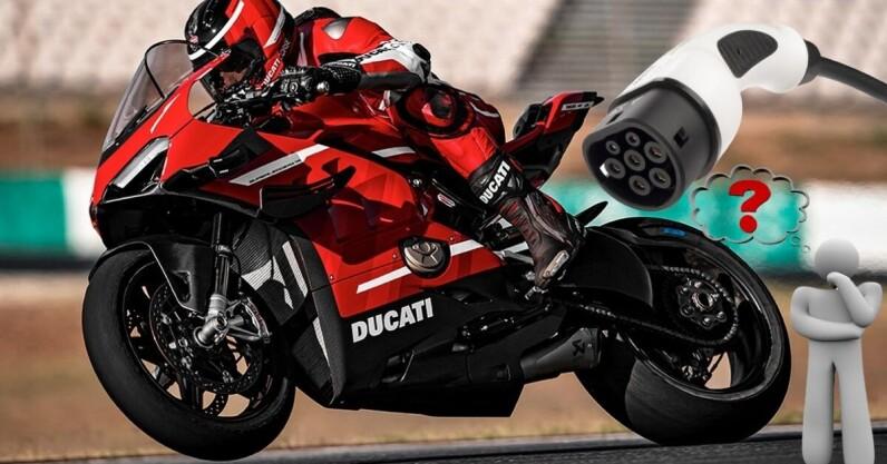 An electric Ducati sounds awesome — but it won't happen until battery tech improves
