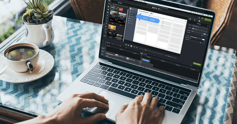 Camtasia 2021 is a down-and-dirty video editor that helps craft pro quality videos without the time and cost