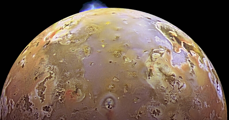 Dont be dull, NASA  let us explore some strange space moons