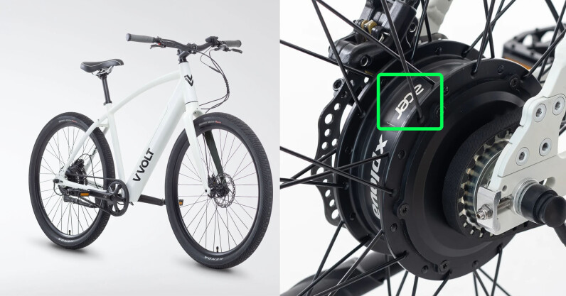 Vvolt launches $1399 ebikes with a motor made by Acer?