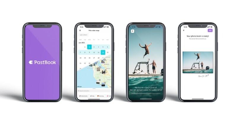 PastBook launches a Google Photos-esque, AI-assisted photobook app for iOS
