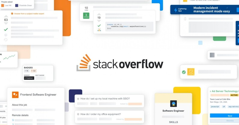 Stack Overflow acquired by Prosus for a whopping $1.8B