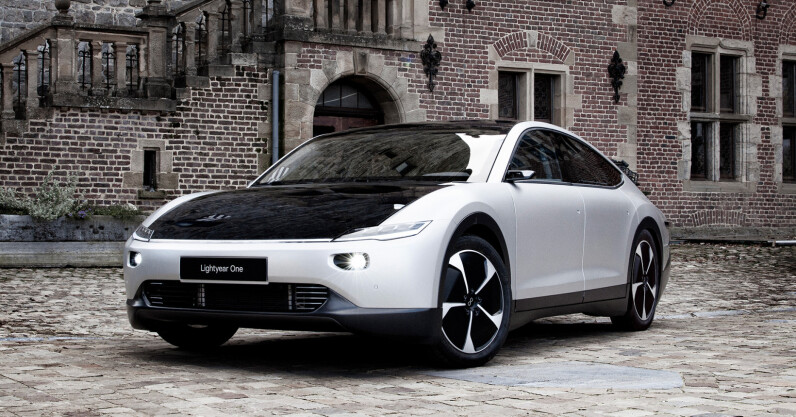 This EV drove a record-breaking 710km on a single charge