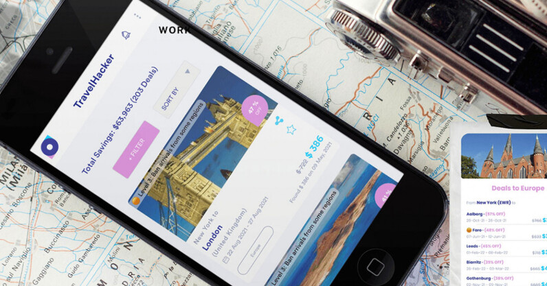 This Travel App makes international travel safe — and a whole lot cheaper