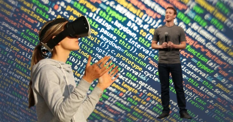 Oh no… Mark Zuckerberg wants to build a metaverse - the next web