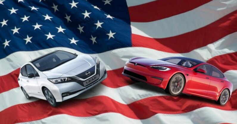 Spoiler alert: The most popular used EV in the US isn't a Tesla