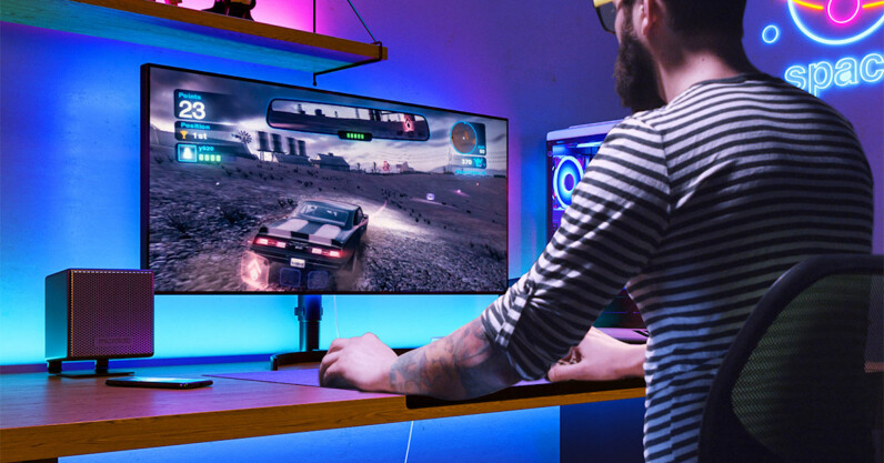 This Smart TV LED backlight saves your eyes from a home theater pitfall that's often overlooked