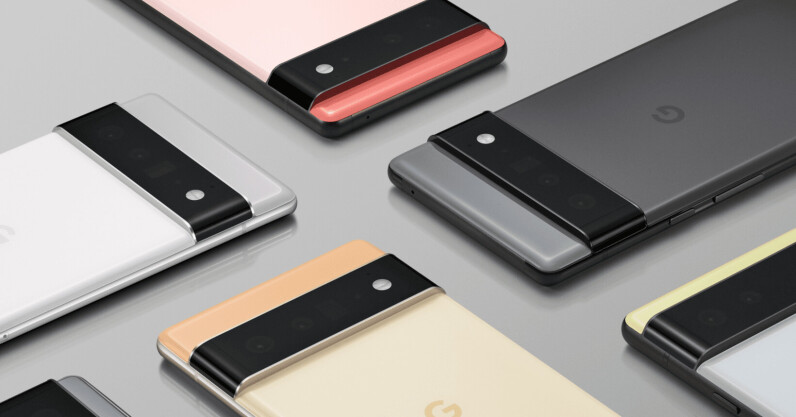 Everything we know about Google's Pixel 6 and Pixel 6 Pro so far