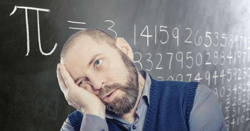 Bored mathematicians just calculated pi to 62.8 trillion digits
