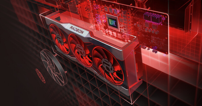 How AMD made its big GPU launches happen during the pandemic