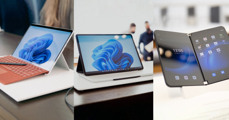 First impressions: Everything Microsoft announced at its 2021 Surface event