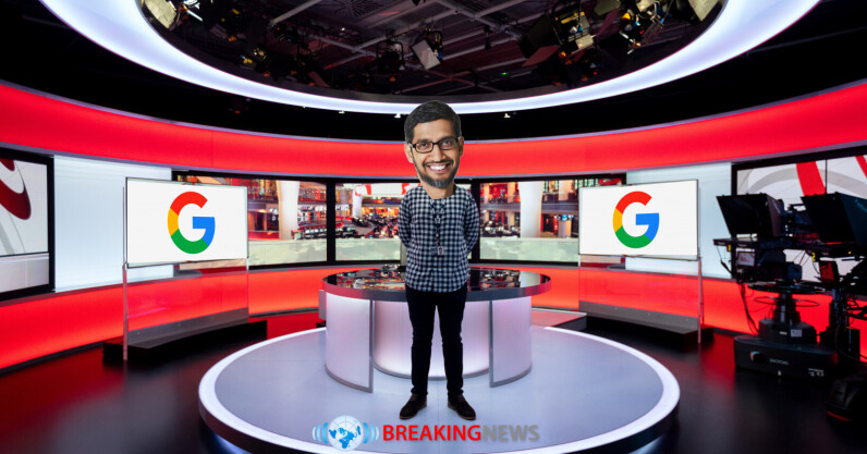 How Google wants to be your primary choice to track breaking news