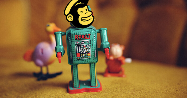 Mailchimp wants to optimize your email campaigns using AI — here's how