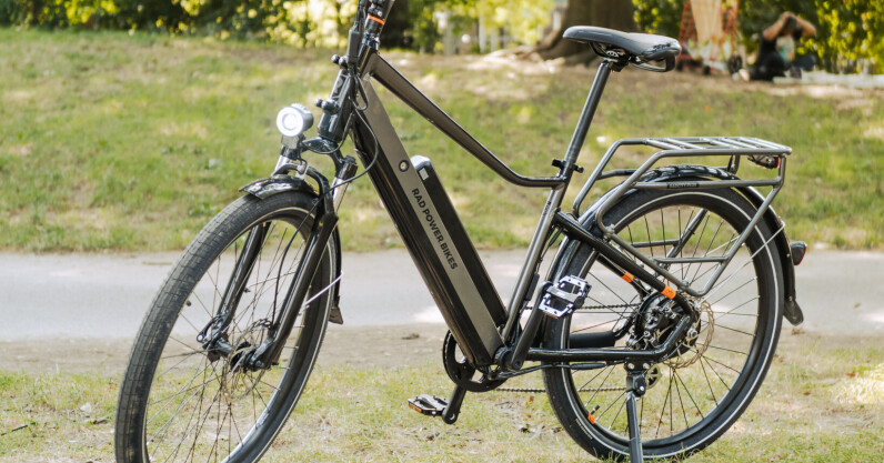 The RadCity 5 Plus is a big update to a massively popular ebike