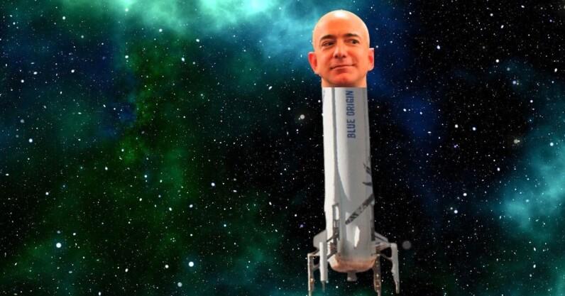 Jeff Bezos' Blue Origin unveils plans to occupy space