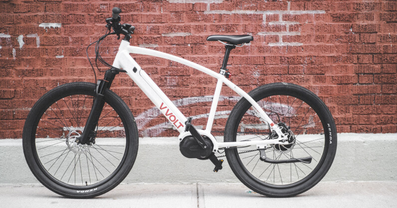 Vvolt Sirius review: This low-maintenance ebike is like riding on a cloud