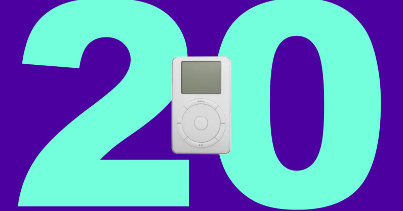 20 years later, the iPod is still my favorite gadget