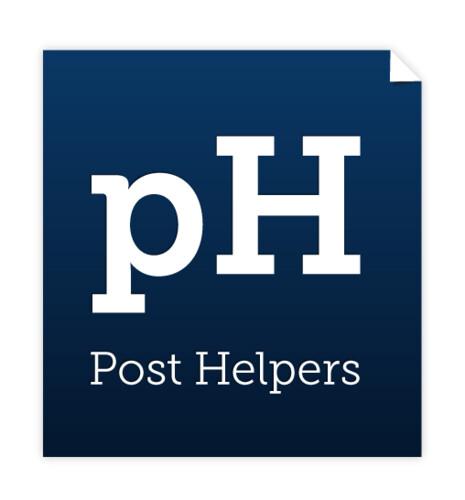 PostHelpers