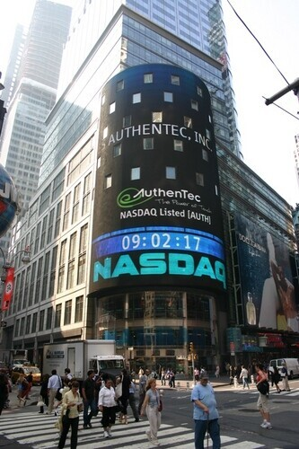 AuthenTec, Inc.