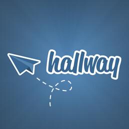 Hallway Social Learning Network