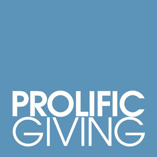 Prolific Giving