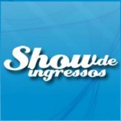 Show de Ingressos