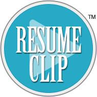 resume clip