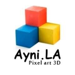 ayni.LA - Pixel Art