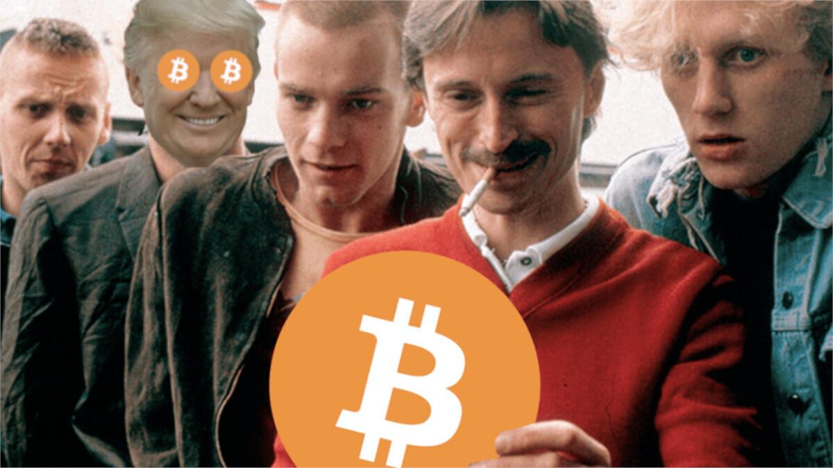 Bitcoins ant maišytuvo