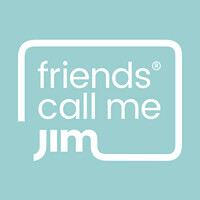 Friends call me Jim