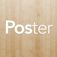Poster - POS for cafes and shops